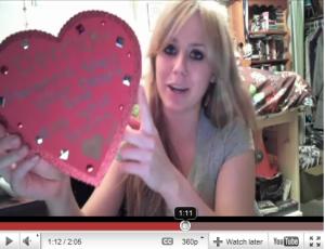 My 2011 Valentine