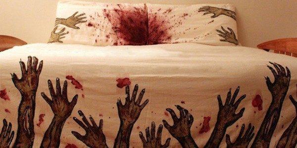 zombie bedding