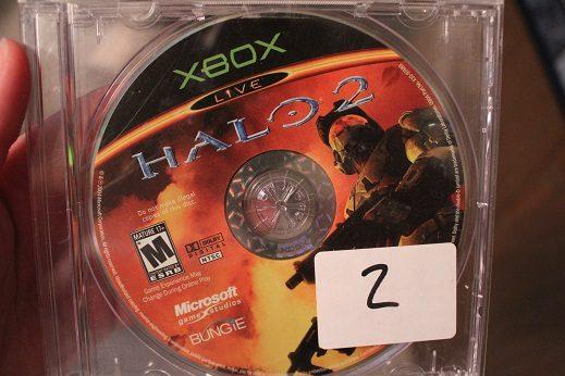 halo 2 disc