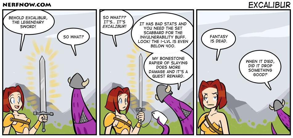 MMO comic