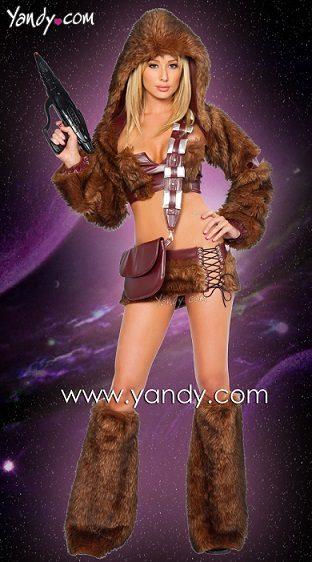 Sci Fi Furry