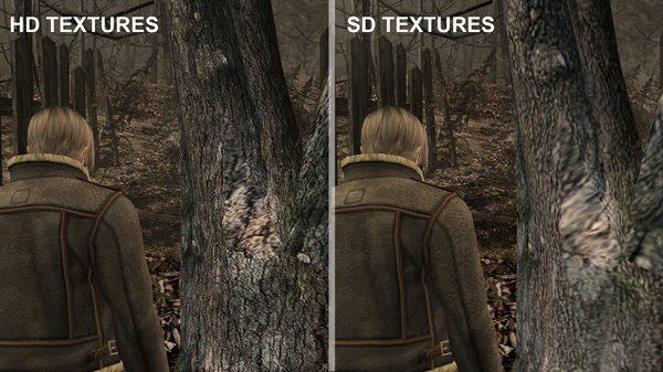 HD woods