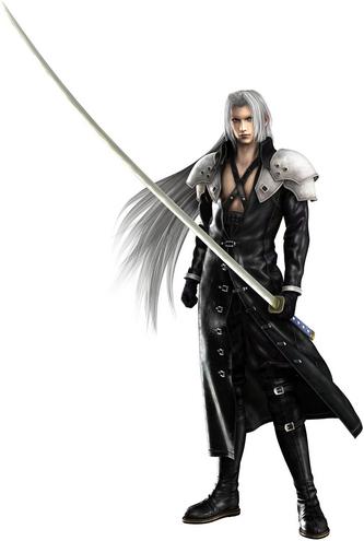 Sepihiroth blade