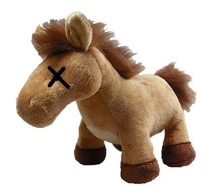 stuff horse