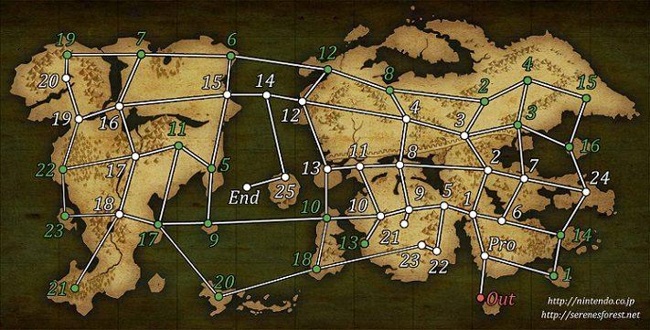 FE MAP