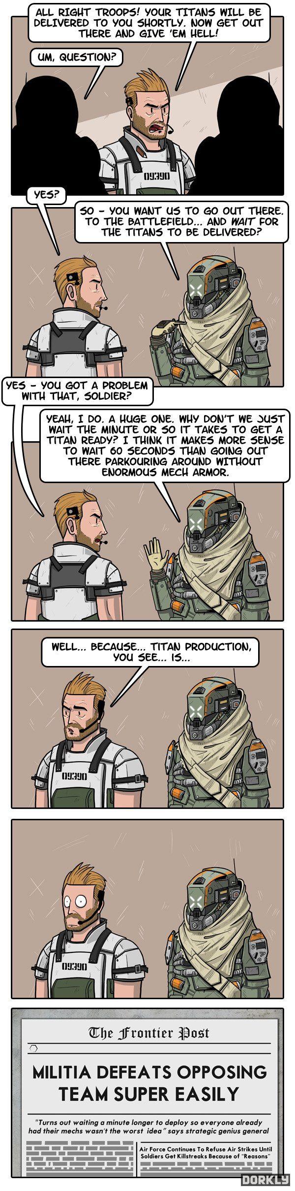 Titanfall comic dorkly