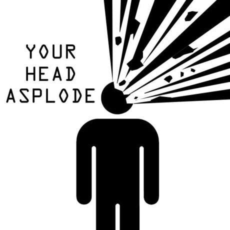 head asplode