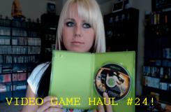 Video Game Haul #24!