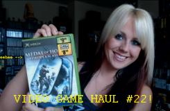 Video Game Haul #22!
