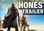 Honest Game Trailers: Destiny