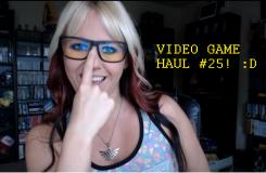 Video Game Haul #25!