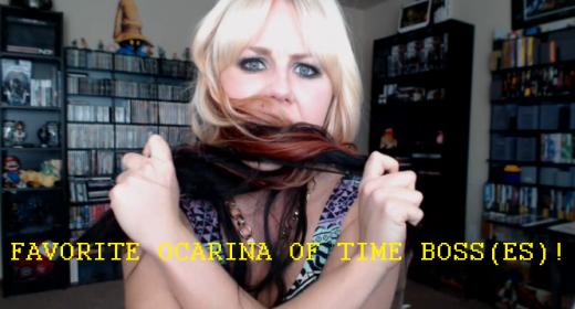Favorite Ocarina of Time Boss(es)