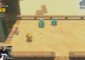 Britt and Dad Play: Super Mario 3D World (Part 2)