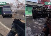 Black Ops III Xbox One/Xbox 360 Comparison