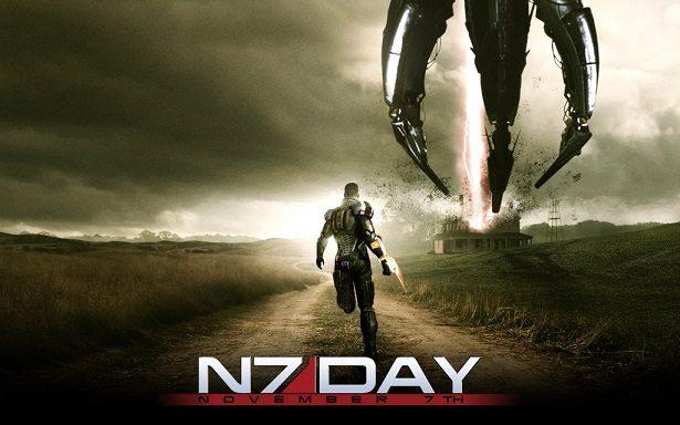 N7 Day Banner