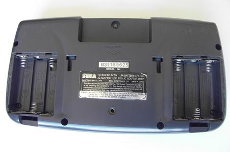 game gear batteries