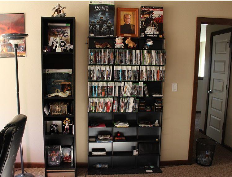 MS shelf
